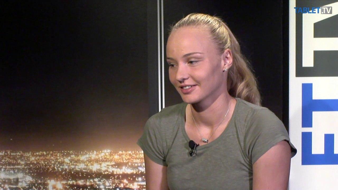 Tenistka REBECCA ŠRAMKOVÁ: S otcom nie sme dodnes v kontakte