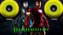 Iron Man Tribute ULTIMATE BASS BOOSTED SONGS 2017 - Best Extreme Bass Boost trap Music Mix