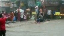 Inde: cinq morts dans des inondations à Bombay (3)