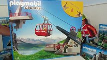 Maison maison jouets PLAYMOBIL montagne vacances dans les Alpes
