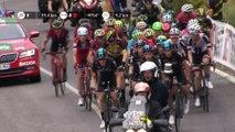 Sky al frente del pelotón / Sky climbing in front of the bunch - Étape 11 / Stage 11 - La Vuelta 2017