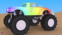 Una y una en un tiene una un en y edificio Niños construcción para juego Niños monstruo camión camiones tru