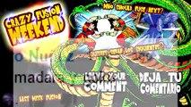 Goku and Naruto Fusion   Goruto vs Golden Frieza   DBZ Budokai Tenkaichi 3 (MOD)
