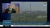 Ucrania: milicias de Donetsk y Lugansk denuncian que Kiev violó tregua