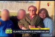 """Ana Jara: """"El trato a los pacientes y sus familiares debe cambiar"""""""