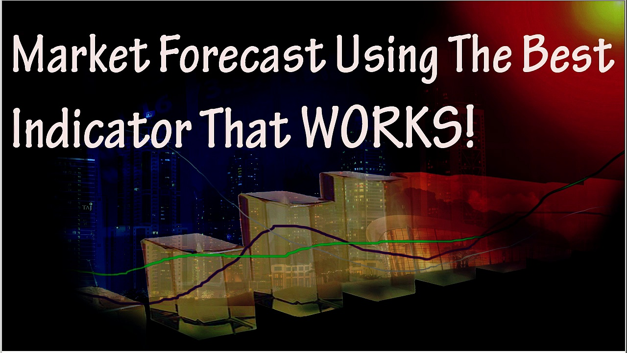 Forex Trading Market Forecast – Using The Best Indicator That Works!