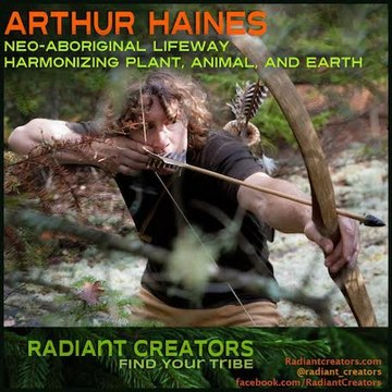 Arthur Haines - Neo-Aboriginal Lifeway Harmonizing Plant, Animal, and Earth Part 2