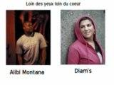 "Alibi montana (feat Diam's) ""loin des yeux loin du coeur"""
