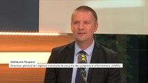 """Guillaume Poupard (ANSSI) : Les cyberattaques vont être """"plus violentes et plus répétées"""""""