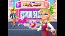 Дети кино ночь Попкорн и сода часть Лучший приложение Игры для Дети