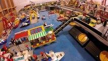 Ville catastrophe tremblement de terre le le le le la lego