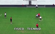 Physical Exercise with TTT TTT shooting