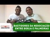 Os bastidores da negociação que levou Miguel Borja ao Palmeiras