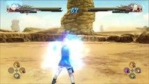 Orage ultime contre Naruto Shippuden Ninja 4 ino sakura
