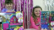 Équilibre faisceau poupée poupées chiquenaude gymnaste gymnastique sur Barbie kelly chelsea olypmic barbie