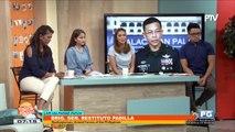 Panayam ng PTV kay B/Gen. Restituto Padilla kaugnay sa kasalukuyang lagay ng Marawi City
