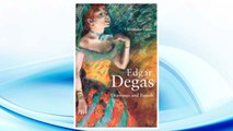 Download PDF Edgar Degas: Drawings and Pastels FREE