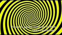 Test psychique   Illusion d'optique qui trouble la vue   Hypnose / Hypnosis [Full HD-1800p]