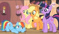 My Little Pony: Friendship Is Magic Season 7 Episode 17 - Daring Done (Best Animation) Quality HD