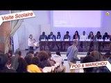Pod et Marichou - Les acteurs au Cours Sainte Marie de Hann - Ambiance
