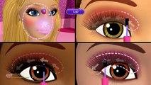 Faire Jeu fille la démence faire faire fête vers le haut en haut procédure pas à pas Mini-jeu maquillage barbie dreamhouse |