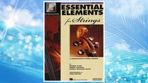 Download PDF Essential Elements 2000 for Strings: A Comprehensive String Method, Cello Book 2 FREE