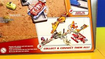 Des voitures jusquà maintenant sauts foudre Boucle Ensembles histoire Disney pixar luigis guido