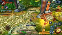 Loong Craft Gameplay (Warrior) ● Android RPG ● Android Role Playing Game (Android Gameplay