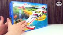 Et vie la télé sauvage ⭕ playmobil avions dextinction ✈ jouets non emballés allusion ✈ pandido