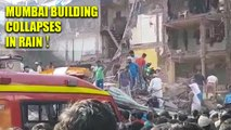 Mumbai building collapse: 5 storey building in shambles in rain | Oneindia News