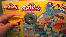 Dentiste docteur percer remplir jouer pâte à modeler jouets onthego doh jouets Playset dentiste n