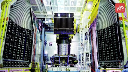 మరికొద్ది గంటల్లో నింగిలోకి PSLVC-39 | PSLVC-39 Countdown Begins for Isros PSLV-C39 Launch | YOYO TV Channel