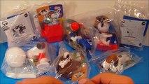Célèbre enfants Roi repas de de examen Ensemble jouets vidéo monde 2007 snoopy 8 burger