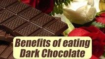 Dark Chocolate: Top 5 Health Benefits of eating Dark Chocolate   Boldsky