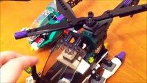 Batman JOKER BATTLE over Gotham City 6863 Lego DC Comics Super Heroes Stop Motion Review
