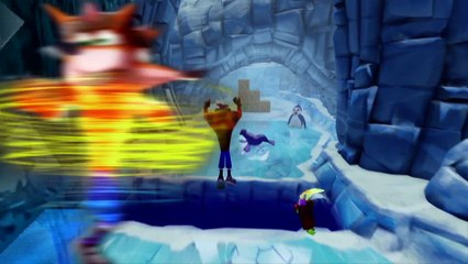 Accolades Trailer de Crash Bandicoot N.Sane Trilogy