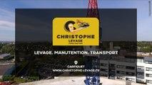 Levage Manutention Christophe : levage, manutention, transport en Normandie