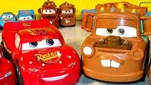 DIsney Pixar Cars Shake and Go Ramone with Lightning McQueen Mater Doc Hudson, P