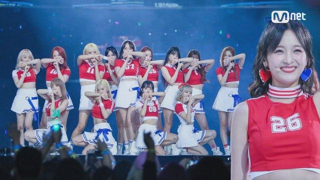 KCON 2017 LA×M COUNTDOWN  우주소녀(WJSN)  _ INTRO + HAPPY