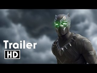 Black Panther Teaser Trailer #1 - (2018) Chadwick Boseman, Michael B. Jordan [HD] [Fan Made]