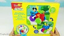 Les couleurs enfants Apprendre souris coureurs tout petit jouets liquidation mickey club-house Mouska-maker roadster