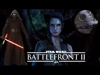 HUGE Star Wars Battlefront 2 News! Hero Abilities Revealed! Mind Control, Force Freeze and More!