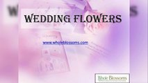 Wedding Flowers - www.wholeblossoms.com
