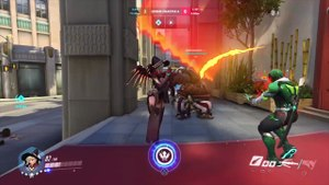 Overwatch - Funny And Epic Moments Montage 218 - by Dabacabb