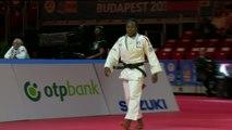 Judo - ChM : Clarisse Agbegnenou expéditive