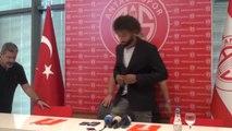 Antalyaspor, Nazım Sangare ile 3 Yıllık Sözleşme İmzaladı