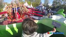 La famille pour amusement amusement enfants parc Manèges voyage an Amusement disneyland buzzlight disney ryan toysre