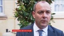 """Ordonnances : Laurent Berger (CFDT) dit sa """"déception"""" et son """"inquiétudes"""