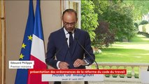 """""""Une des cinq ordonnances rendra la prise en compte de la pénibilité enfin possible"""" - E. Philippe"""