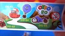 En colère des oiseaux Oeuf content repas pâte à modeler jouets tortues Mcdonalds surprise pokemon snoopy ninja m